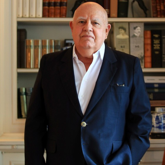 O embaixador Marcos Azambuja (Foto: Urbano Erbiste / Agência O Globo)