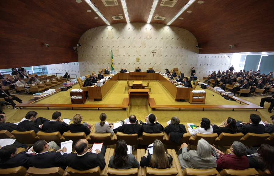Supremo Tribunal Federal - STF - 2