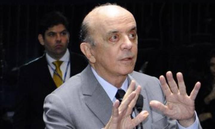 José Serra. - foto: W. Barreto Ag. Senado